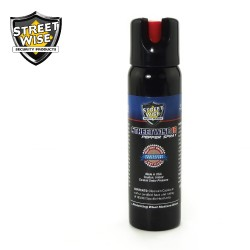 4oz SW18 Pepper Spray with Twist Lock